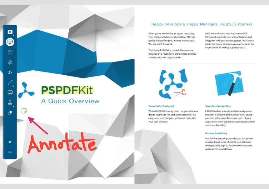 تطبيق للتعديل على ملفات pdf للاندرويد
