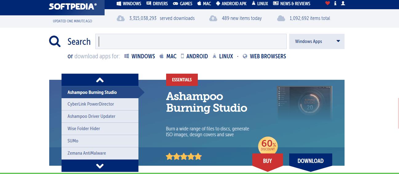 مواقع تحميل برامج كمبيوتر 2019