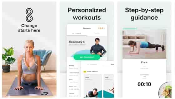 3 برامج تساعدك على ممارسة تمارين رياضية في المنزل