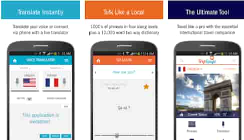أفضل ثلاثة تطبيقات ترجمة لهواة السفر