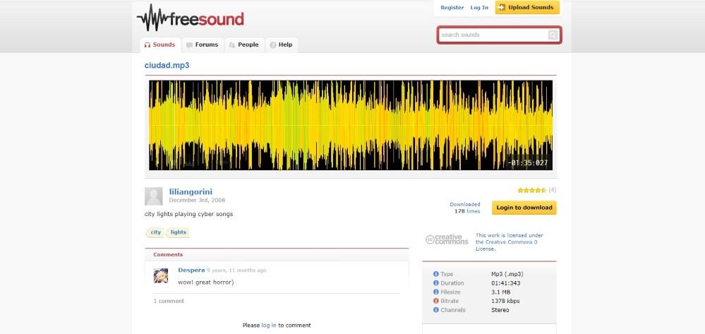 موقع مؤثرات صوتية للمونتاج بدون حقوق