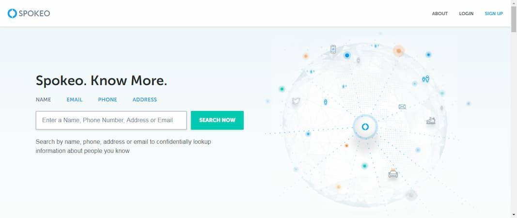 موقع معرفة معلومات عن المتصل بدون برنامج Spokeo