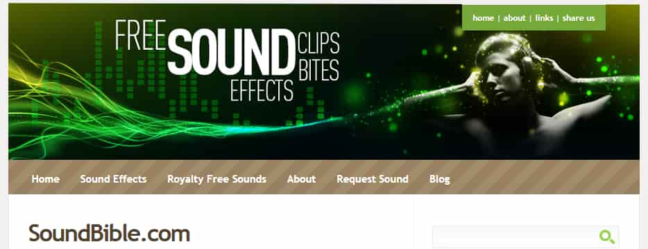 مؤثرات صوتية للمونتاج free sound effects
