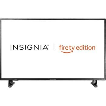 شاشة تلفزيون Insignia 43-Inch Fire TV Edition