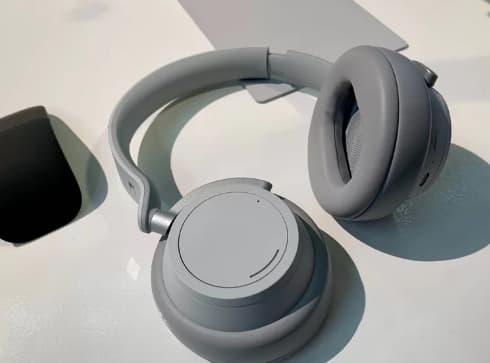 Microsoft Surface headphones