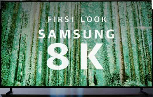 شاشة تلفزيون Samsung Q900R QLED 2018
