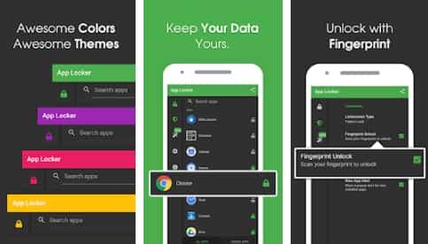 قفل التطبيقات-افضل 5 برامج قفل التطبيقات على أجهزة الأندرويد