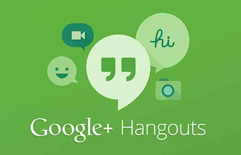 Google Hangouts: افضل و اقوى برامج دردشه و الشات لا يعرفها الكثيرون