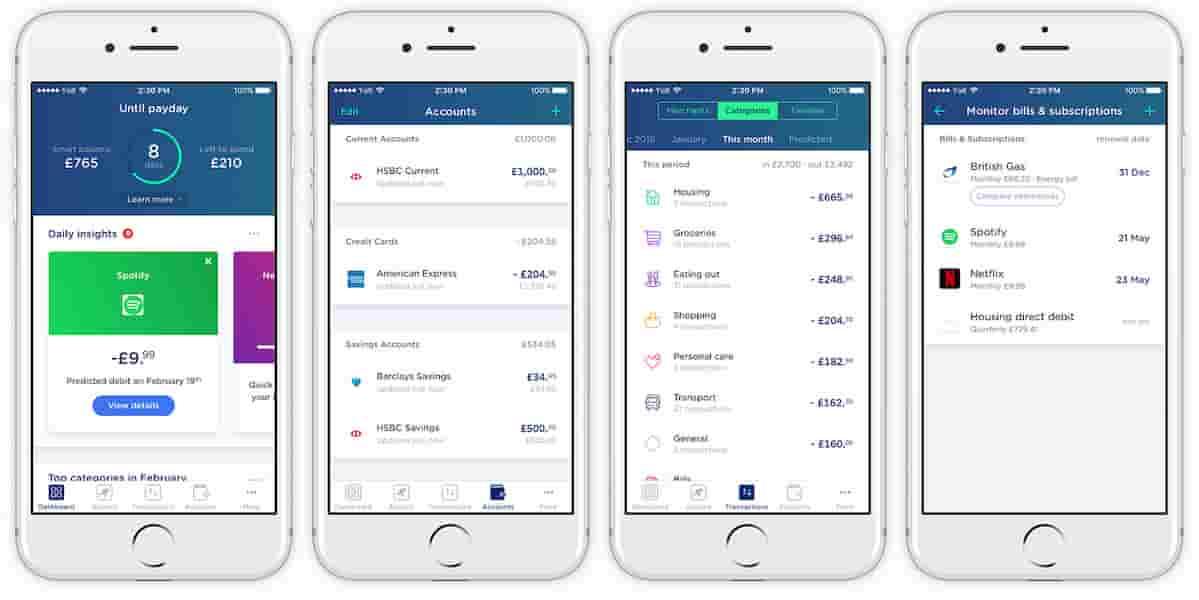 أفضل تطبيقات الهاتف الذكي لمساعدتك في تتبع إنفاقك