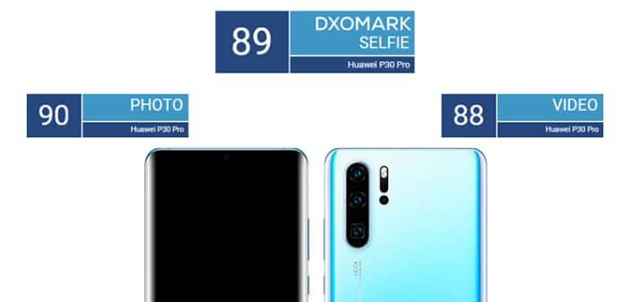 Huawei P30 Pro يفوز بجائزتين جديدتين لأفضل هاتف لعام 2019