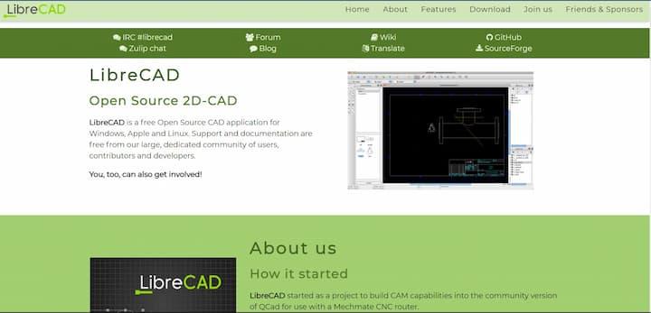 برامج رسم وتصميم هندسي
