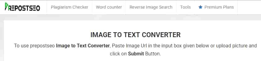 افضل مواقع تحويل الصورة الى نص اونلاين( Image to Text)