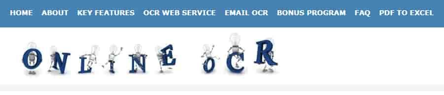 موقع Onlineocr