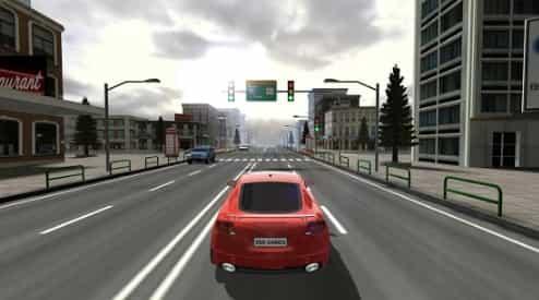لعبة سيارات Racing Limits