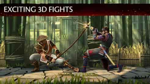 لعبة الاكشن Shadow Fight 3