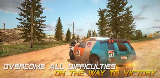 لعبة DIRT Rally Driver HD