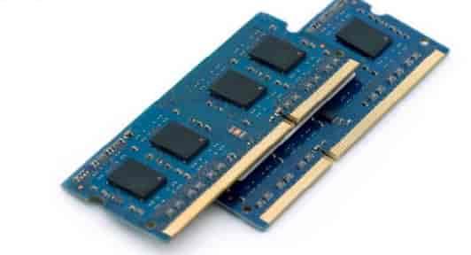 رابعا: تركيب الرامات RAM: