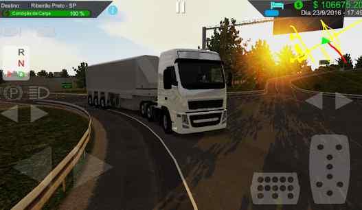 افضل العاب محاكاة قيادة الشاحنات