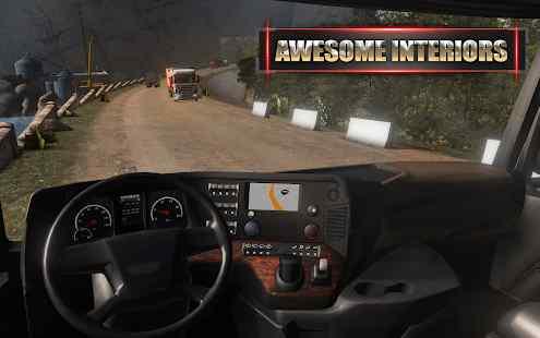 افضل العاب الشاحنات للاندرويد والايفون | العاب محاكاة قيادة الشاحنات