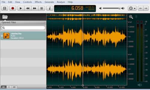 تحميل برنامج تحسين الصوت واضافة مؤثرات مجانا