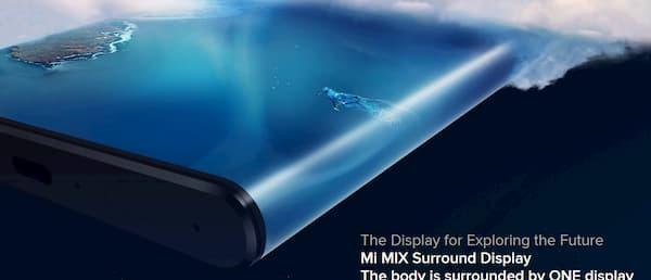 مواصفات شاومي مي مكس ألفا Xiaomi Mi Mix Alpha