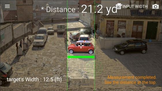برنامج قياس الطول والمسافة للاندرويد