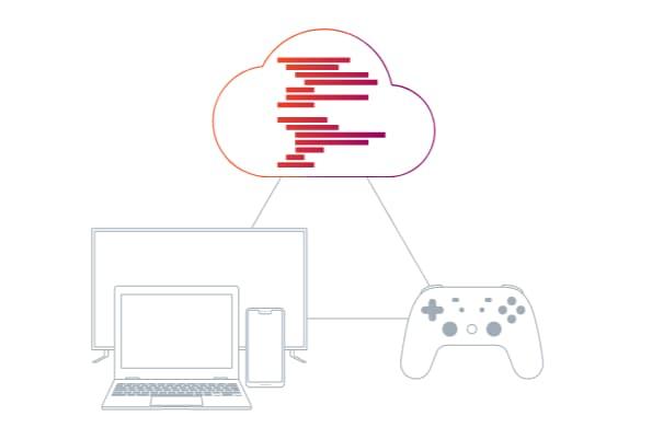 خدمة جوجل ستاديا لممارسة الألعاب القوية على متصفح كروم