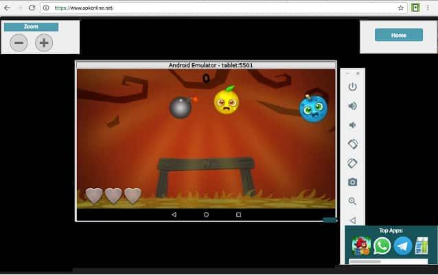 محاكي Android على متصفح كروم - محاكي Android على الإنترنت