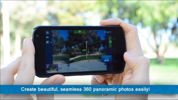 افضل برامج تصوير 360 درجة للاندرويد