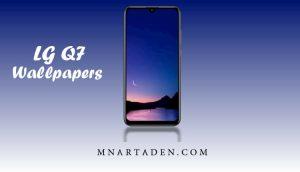 تنزيل خلفيات LG Q7 الاصلية – خلفيات موبايل جميلة