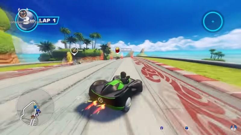 لعبة سيارات للإكس بوكس 360