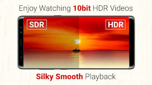 افضل مشغل فيديو 4K للاندرويد