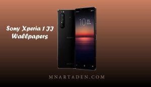 تنزيل خلفيات سوني اكسبيريا 1 II الاصلية – خلفيات Sony Xperia 1 II