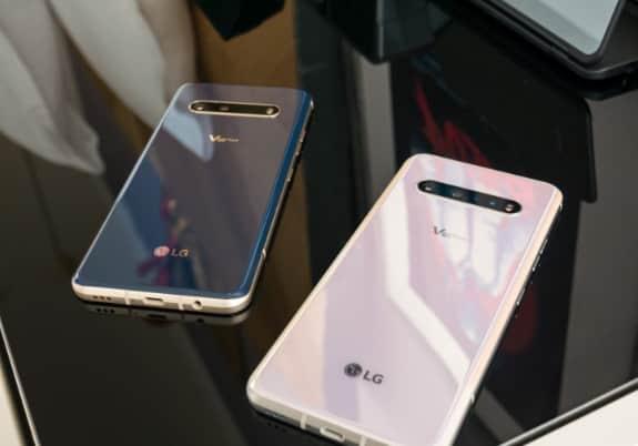 مراجعة هاتف LG V60 ThinQ 5G