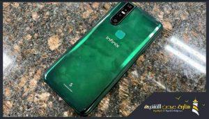 هاتف Infinix S5 Pro سيأتي بكاميرا منبثقة (تسريبات)