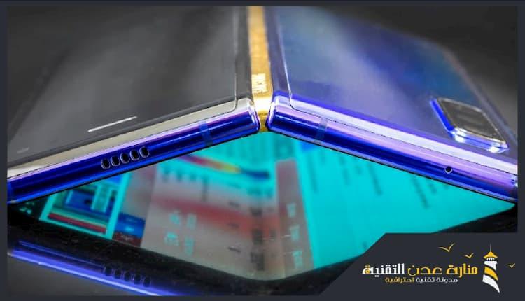 هاتف Samsung Galaxy Fold 2 يأتي مع قلم S Pen جديد (1)