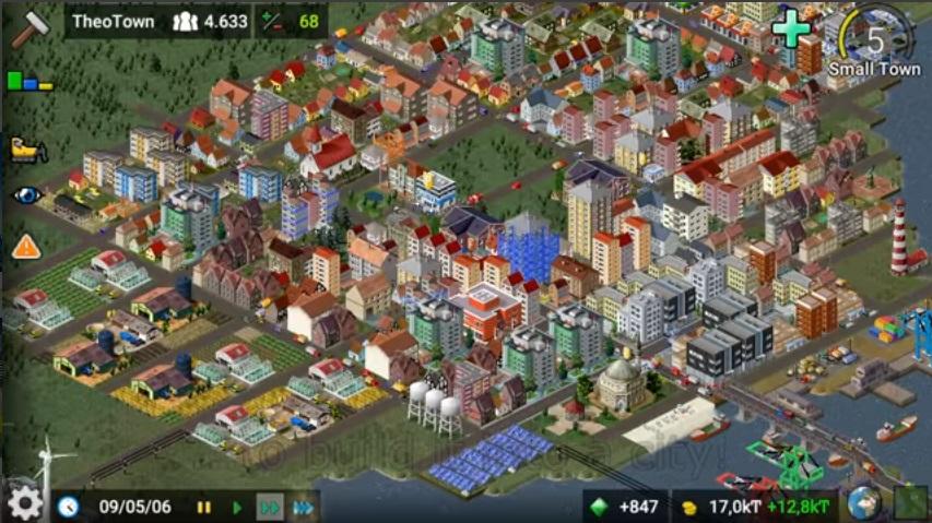 افضل لعبة بناء مدينة اندرويد وايفون