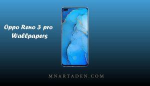 تنزيل خلفيات أوبو Reno 3 Pro الاصلية – خلفيات Oppo Reno 3 Pro