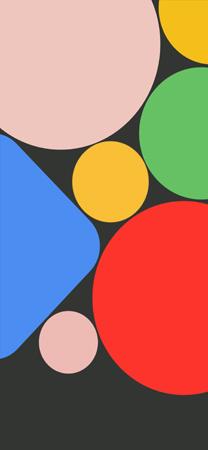 تنزيل خلفيات جوجل Pixel 4a