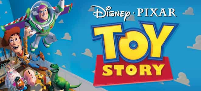 سلسلة افلام Pixar