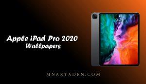خلفيات ايباد برو الاصلية | خلفيات iPad Pro 2020 الرسمية