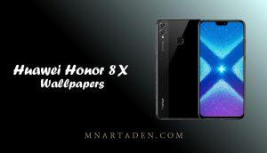 خلفيات هونر 8x الاصلية | تنزيل خلفيات Honor 8X الرسمية