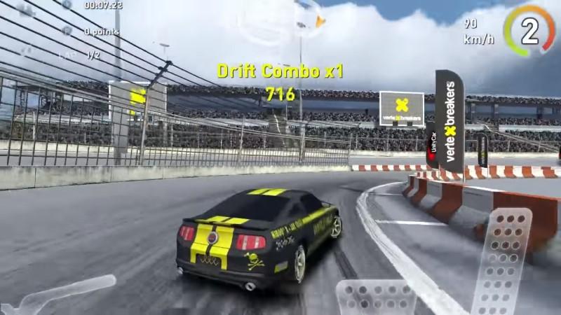 لعبة تفحيط سيارات واقعية