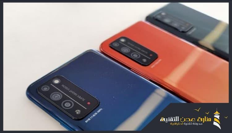 أول صور حية تظهر لـ هاتف Honor X10 قبل الإطلاق