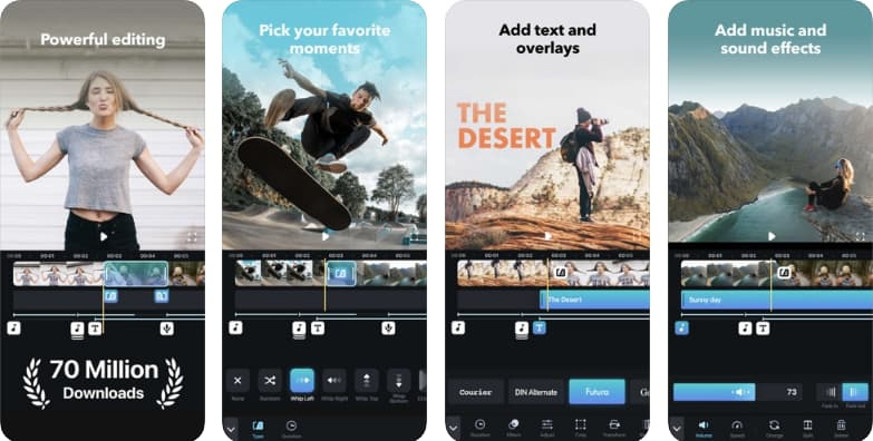 بدائل VivaVideo لنظامي أندرويد و iOS