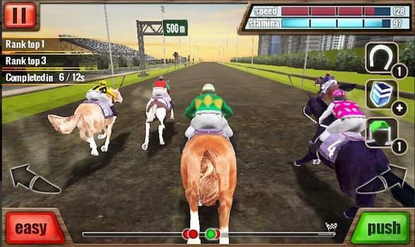 العاب خيول اصيلة