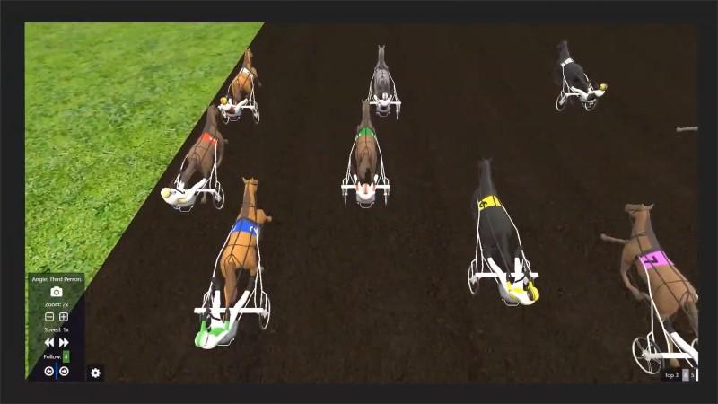 لعبة سباق خيول ادمانية للاندرويد والايفون
