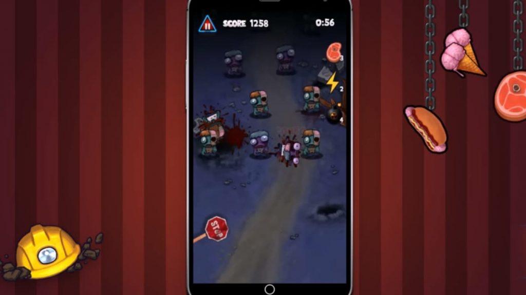 تنزيل لعبة Zombie Smasher_ للايفون مجانا