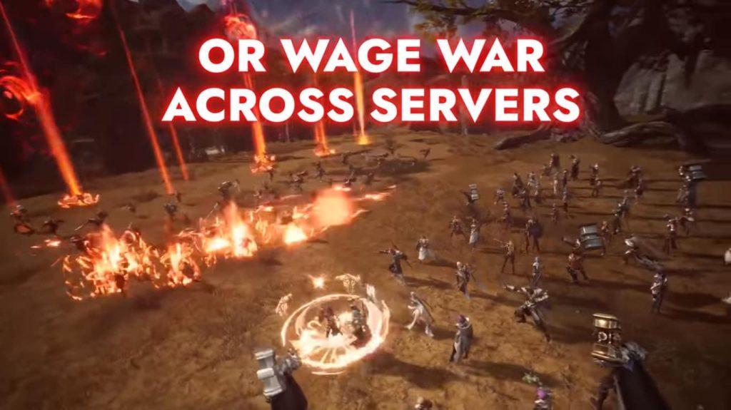 لعبة عالم مفتوح قتالية مجانية للايفون والاندرويد