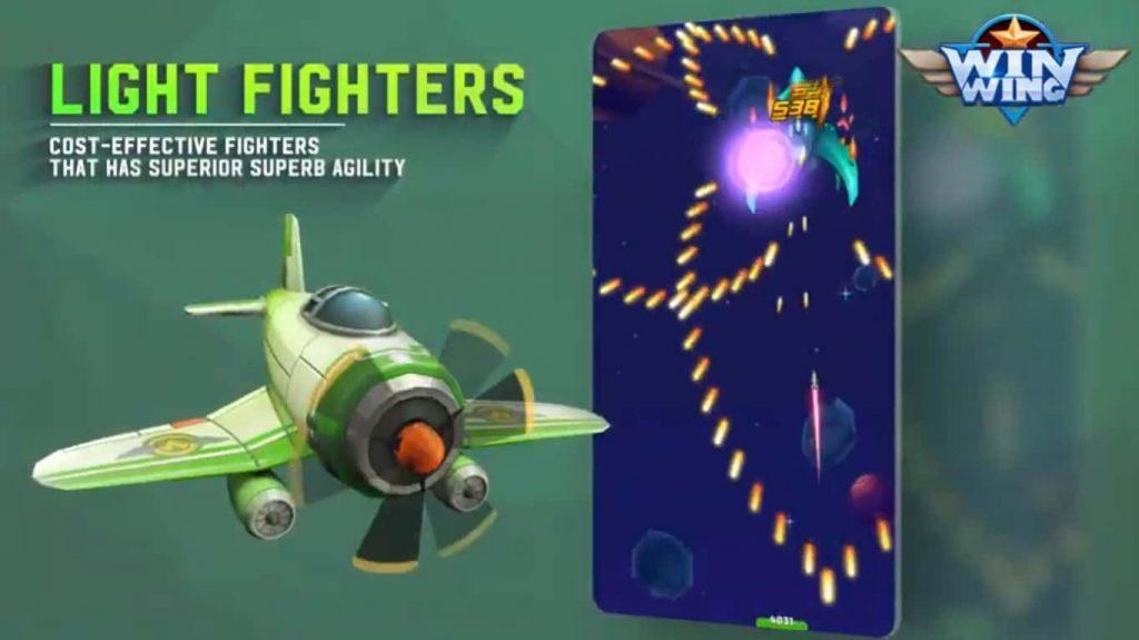 لعبة قتال طائرات رائعة للايفون والاندرويد